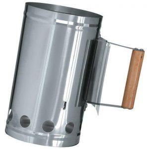 BBQ Collection Houtskoolstarter zilver