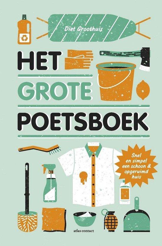 Het grote poetsboek voor studenten