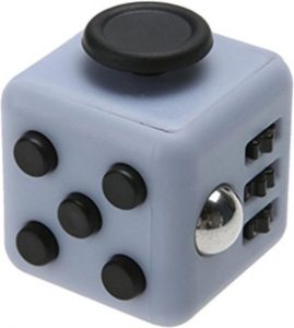 Fidget Cube tegen Stress