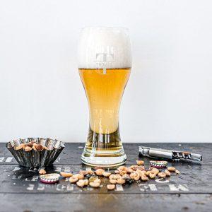 Persoonlijk bedrukt bierglas