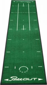 Puttout Putting golf mat