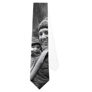 stropdas met foto