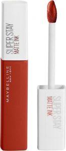 Maybelline Superstay Matte Ink Lippenstift rood v1