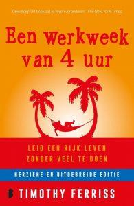 Een werkweek van 4 uur boek