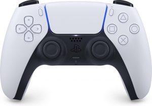 Sony PS5 DualSense draadloze controller wit