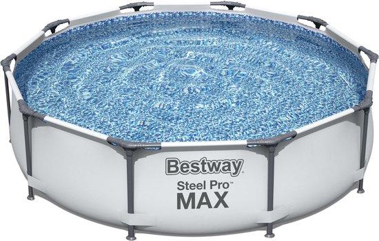 Bestway zwembad Steel Pro