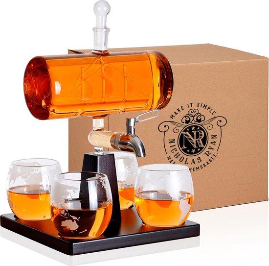 Luxe Whiskey karaf