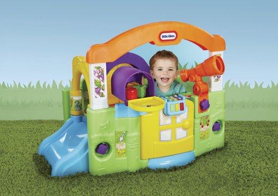 speelhuis kind 1 jaar