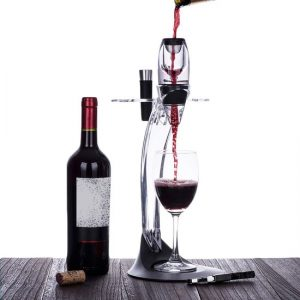 Wijn Decanteerder Set met Multifunctionele Kurkentrekker