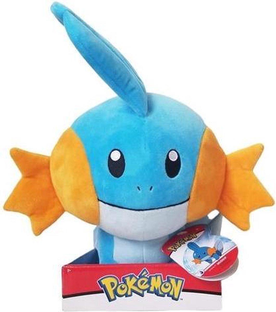 Pokémon Pluche knuffel Mudkip 30 cm
