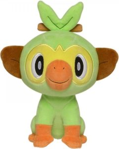 Pokemon Plush knuffel Grookey 20 cm