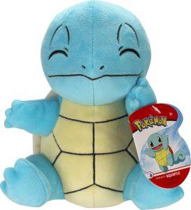 Pokémon Squirtle Pluchen knuffel 20 cm