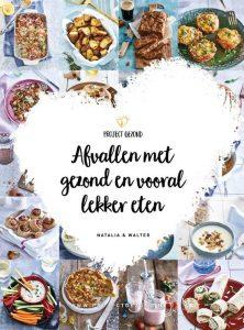 Kookboek Afvallen met gezond en vooral lekker eten
